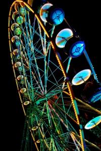 Ferris Wheel at Night (Tfioreze)